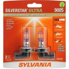 Sylvania 9005 HI-Beam Silverstar ULTRA NIGHT VISION Halogen Headlight Bulbs