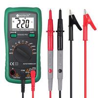NEW Digital Multimeter 2000 Counts AC DC Current Voltage Resistance Capacitance