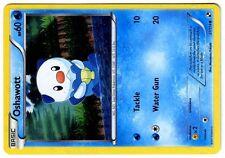 PROMO POKEMON HOLO N° 27/114 OSHAWOTT (Mint Condition)