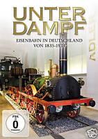 DVD Eisenbahn In Deutschland von 1835-1939 von Unter Dampf