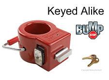 Master King Pin Lock - Toy Hauler / Trailer Locks #387NKA