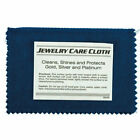 Jewelry Cleaning Cloth Gold Silver Platinum Polishing Cloth SHINE ,Anti Tarnish
