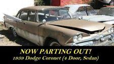 Passenger Right Front Upper Control Arm for 1959 Dodge Coronet 4 Door Sedan