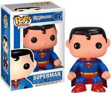 DC Universe POP Heroes Superman Vinyl Figure NEW Toys Justice League Movie