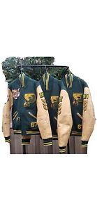 Polo Ralph Lauren Varsity Letterman Jacket Tiger XL