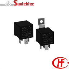 40A SINGLE POLE CHANGEOVER AUTOMOTIVE RELAY 12VDC