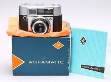 AGFA AGFAMATIC II 35MM FILM CAMERA + BOX