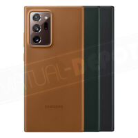 Samsung Official Leather Back Cover for Galaxy Note 20 / Note 20 Ultra New!