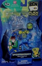"BEN 10 Alien Force 4"" Spidermonkey Bandai New Factory Sealed 2008"