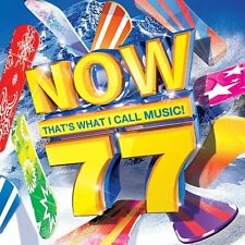 Various Artists - Now That's What I Call Music Vol. 77 (2010) FREE SHIPPING