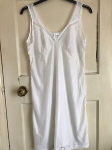 Full Slip Petticoat, White, Size 14 BNWOT