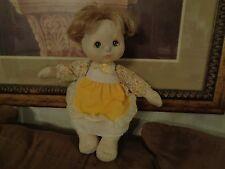 Mattel  MY CHILD doll blond