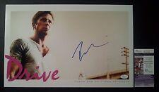 "RYAN GOSLING Authentic Hand-Signed ""DRIVE"" 11x17 Photo (PROOF) (JSA COA) A"