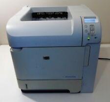 HP P4014dn Workgroup Laser Printer w/toner