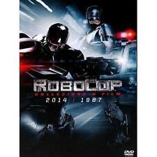 Dvd ROBOCOP - 2 Film - (1987/2014)  .....NUOVO
