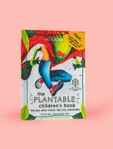 The Dill Who Foiled The Soil Snatchers Plantable Book