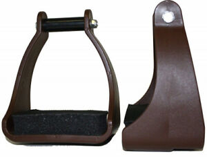 Wintec Western Trail Stirrups. Free Delivery