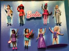 McDonalds 2019 - BARBIE - COMPLETE SET OF 8 - FREE SHIPPING