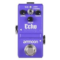 ammoon Nano Series Delay Guitar Effect Pedal True Bypass B0J6