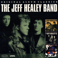 Jeff Healey Band • See The Light / Hell To Pay / Feel This • 3CD • 2011 ••NEW••