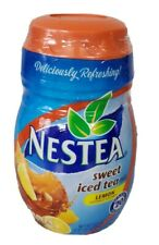 Discontinued Nestea Sweet Iced Tea Mix LEMON 45.1 oz Makes 20 Quarts