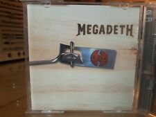 Risk by Megadeth (2xCD, Aug-1999) Made in the EU. Enhanced CD. NM!