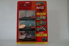 BASF Coca Cola 90 modern art edition, complete set, Type II, Tape, Cassette