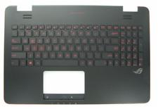 ASUS G551 GL551V GL551VW US Keyboard Palmrest 13NB06R2AM0311 90NB06R2-R30310