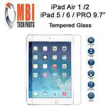 For iPad Pro 9.7 iPad 5 6  iPad Air 1 2 9H Tempered Glass Screen Protector