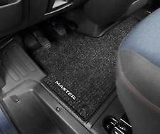 New Genuine RENAULT MASTER VAN Front Tailored Carpet Floor Mats x 2 2010 Onwards