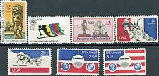 Air Mail Issues of 1972 to 1976 Complete Set of 7 MNH Stamps Scotts C84 to C90
