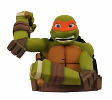 Teenage Mutant Ninja Turtles Michelangelo Bust Bank Diamond Select Toys