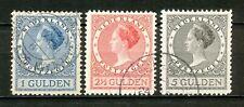 Nederland  163 - 165 A gebruikt (1)