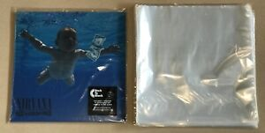 """20 x RECORD SLEEVE PLASTIC COVER OUTER for Vinyl LP's 12"""" Albums Aust Made Clear"""