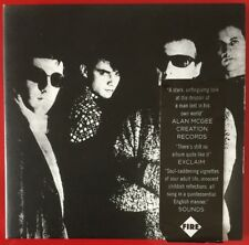 TELEVISION PERSONALITIES THE PAINTED WORD CD 2016 FIRE