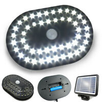 PowerBee ® 48 Superbright LED Rechargeable solar shed Light Garage Stable Light