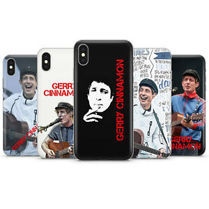 GERRY CINNAMON PHONE CASES & COVERS FOR IPHONE 5 6 7 8 X 11 SE 12 PRO MAX