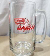 Vtg Baltimore Spirit NPSL MISL Bud Dry Beer Glass