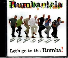 RUMBANTELA, HUMBERTO RAMIREZ, OSKAR CARTAYA , EDSEL GOMEZ - CD