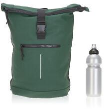 Sac à dos Bâche Time Bag messager Sac à dos Roll-up Vélo Sac à dos sport 63 vert + f