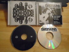 RARE PROMO The Datsuns 2x CD sampler SUPER GYRATION + album Hellacopters NZ rock