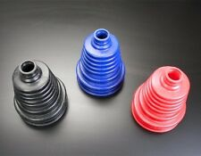 4pcs Universal Silicone Constant Velocity CV Boot Joint Kit Replacement