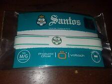 SANTOS LAGUNA BRACELET OFFICIAL PRODUCT SIZE M/G MEDIUM LARGE COLOR WHITE