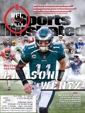 Sports Illustrated - Carson Wentz - Philadelphia Eagles QB - 2018 NFL PREVIEW