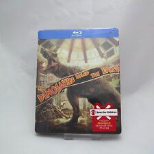 Jurassic Park (2018, Blu-ray) 25th Anniversary Collection Steelbook / Korean ed.