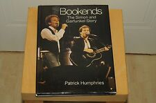 Bookends - The Simon and Garfunkel Story by Patrick Humphries Hardback dj