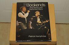 Bookends - The Simon and Garfunkel Story by Patrick Humphries Hardback dj