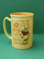 "Winnie ""Thinker Happy of Thoughts"" Est.1966 - Tasse Large tall mug  Disney Store"