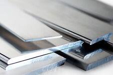 Barra piatta in acciaio inox AISI 304 TRAFILATO, 10x3 mm, lunghezza 100 cm