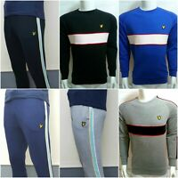 LYLE SWEATSHIRTS JOGGERS JUMPERS PULLOVER SCOTT BOTTOMS TOPS